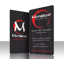 Monsieurcards mock up cv