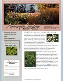 Ambergategardens.com cv
