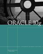 Oracle10g cv
