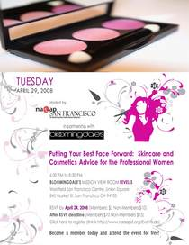 Cosmetic skincare cv