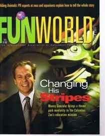 Funworld cover cv