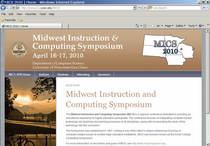 Micswebsite cv