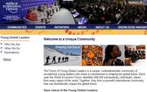 Young global leaders original cv