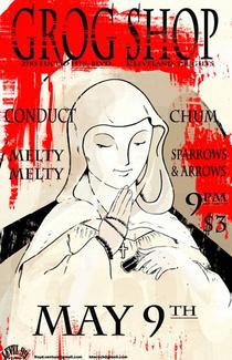 Conduct blog cv