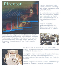 Director 2  cv