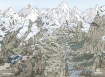 Mountain cv