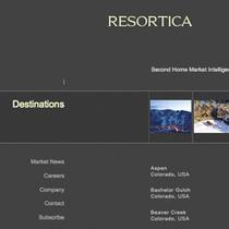 Resorticawebsite cv