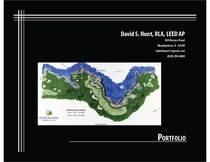 Portfolio cover cv