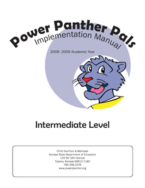 Pals intermediate implementation manual 2009 cover cv