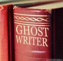 Ghost writer cv