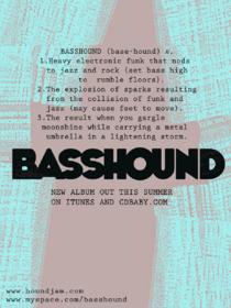 Basshoundprint cv