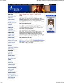 Aids orphans page 1 cv