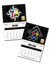 Muestra calendario cv
