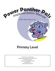 Pals primary implementation manual cover 2009 cv