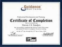 Guidance software   ence prep course040 cv