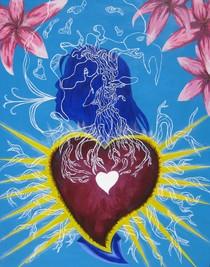 Heart tree cv