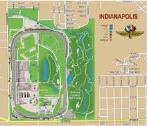Indianapolis speedway cv