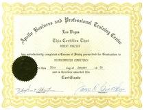 Scan ab ptc certificate cv