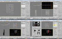 Model   playstation 3  screenshot  cv