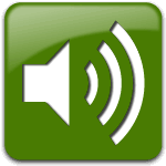 Audio icon cv