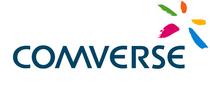 Comverse logo no tagline cv