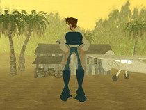 Model   bounty hunter screenshot 2 cv