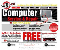 Mypc 911 website cv