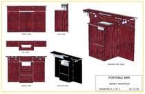 Solidworks bar layout cv
