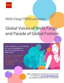 Global fashion shw cv