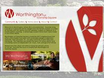 Wt website cv