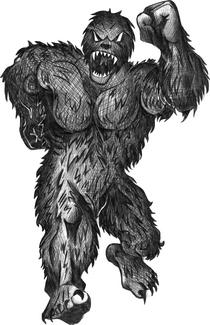 Monster cv