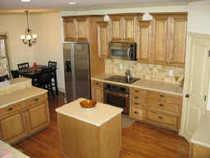 Ridgewater 43 kitchen cv