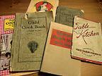 Old cookbooks cv