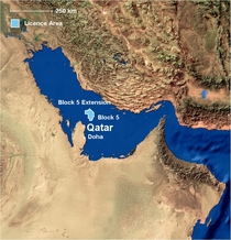 Qatar area opreation large cv