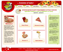 Index pizza cv