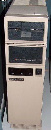 Masscomp cv
