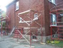Masonry works   brick repointing 2 cv