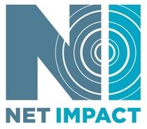 Net impact logo cv