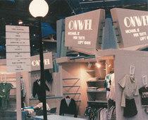 Trade show booth cv
