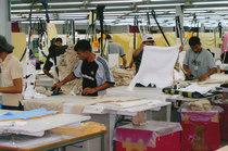 Garment dye finishing unit cv