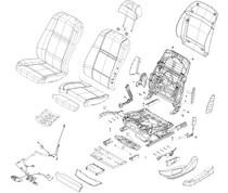 Mfs seat exploded cv