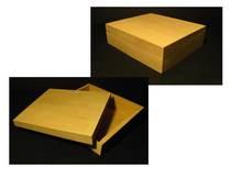 Wooden box cv