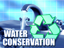 Conserve water medium cv