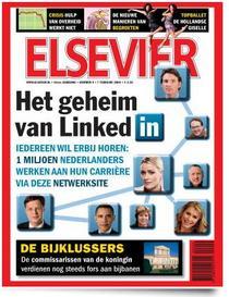 Elsevier linkedin artikel cv