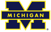 University of michigan logo cv