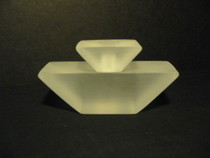 Montblanc perfume bottle   acrylic cv