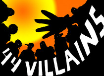 44 villains orange cv