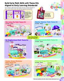 City steps page cv