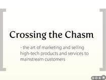 Chasm header cv