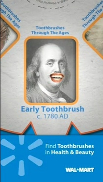 Toothbrush picture cv